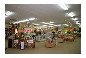 亜熱帯植物楽園由布島 売店 (竹富町)